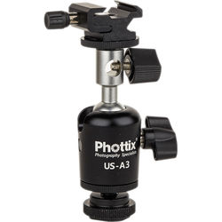 Phottix US-A3 Umbrella Swivel for Off-Camera Flash