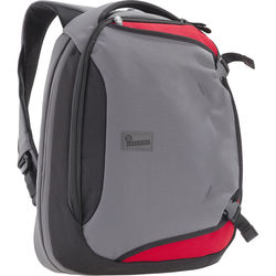 """Crumpler Dry Red No 5 15"""" Laptop Backpack 20L (Slate Gray)"""