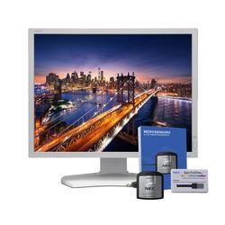 """NEC P212-SV 21"""" 4:3 LED Backlit Professional IPS Monitor (White)"""