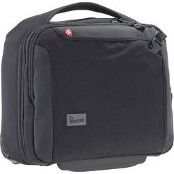 Crumpler Dry Red No. 9 Laptop Briefcase on Wheels (Black)