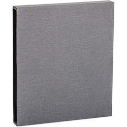 "Pina Zangaro Potrero 8.5 x 11 x 1"" Landscape Slipcase (Slate Gray)"
