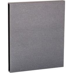 """Pina Zangaro Potrero 14 x 11 x 1"""" Portrait Slipcase (Slate Gray)"""