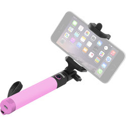 Bower Wireless TRENDi Selfie Stick (Pink)