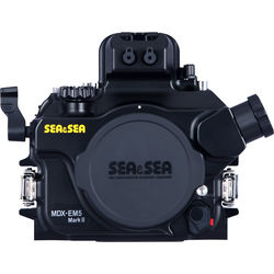 Sea & Sea MDX-EM5 Mark II Underwater Housing for Olympus OM-D E-M5 Mark II
