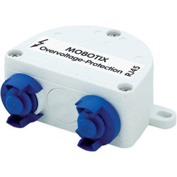 MOBOTIX RJ45 Network Connector Box with Surge Protection