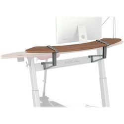 Focal Upright Furniture Sphere Shelf (Matte Black Laminate)