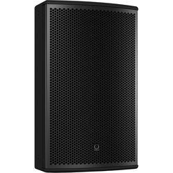 "Turbosound NuQ102-AN 600W 2-Way 10"" Full-Range Powered Loudspeaker with KLARK TEKNIK DSP Technology and ULTRANET Networking (Black)"