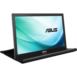 "ASUS MB169B+ 15.6"" Portable LED Backlit IPS USB-Powered Monitor"