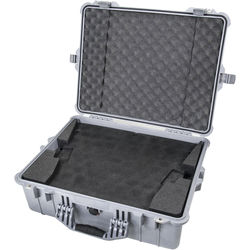 Autocue/QTV Case for Prompters with Large Wide-Angle Hoods