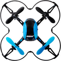 UDI RC U839 Nano Quadcopter (Blue)