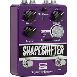 Seymour Duncan Shapeshifter Stereo Tremolo Pedal