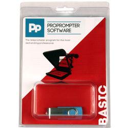 ProPrompter ProPrompter Basic Software v5 (Mac/Windows)