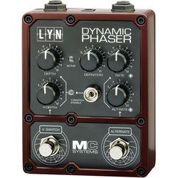 MC Systems Apollo LYN Dynamic Phaser Guitar Pedal
