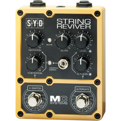 MC Systems Apollo SYD String Reviver Guitar Pedal