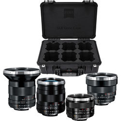 Zeiss ZF.2 4 Lens Bundle for Nikon F