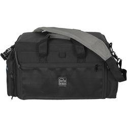 Porta Brace DCO-1R Digital Camera Organizer Case (Black with Red Trim)