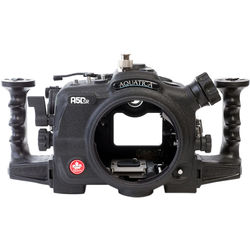 Aquatica A5DSR Pro Underwater Housing for Canon 5Ds, 5Dsr, or 5D Mk III ( Ikelite Manual Strobe Connector)