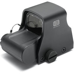 EOTech Model XPS2 Holographic Weapon Sight 2015 Edition (Red Aiming Dot Reticle)