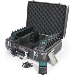 Williams Sound DWS TGS 20 300 One-Way Team Tour Guide System 20