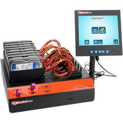 MediaClone SuperWiper Desktop Multi-Channel Eraser Pro with S.M.A.R.T. Testing