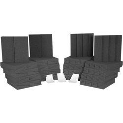 Auralex D36 (Charcoal Grey) Roominators Kit
