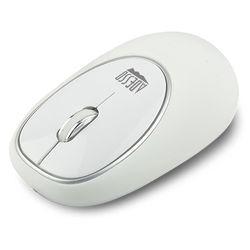 Adesso iMouse E60W Wireless Anti-Stress Gel Mouse (White)