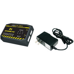 Atomik RC Atomik Balance Charger for 2- to 3-Cell LiPo Batteries
