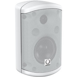 "Turbosound IMPACT TCI32-TR Weather Resistant Two-Way 3.5"" Full Range Loudspeaker (White)"