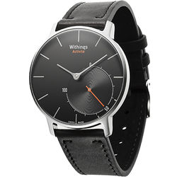 Withings Activité Activity Tracking Watch (Black)