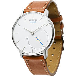 Withings Activité Activity Tracking Watch (Silver)