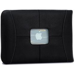 "MacCase Premium Leather Sleeve for MacBook Pro 13"" (Black)"