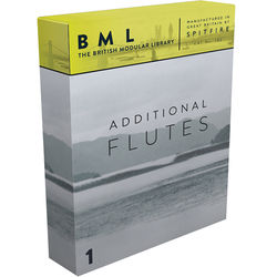 Spitfire Audio Additional Flutes - Solo Flute Sample Library (Download)
