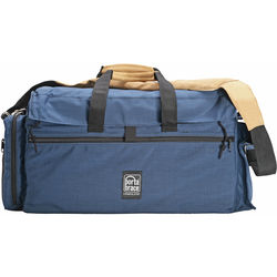 Porta Brace DVO-3U Large Carrying Case for Camcorder with Matte Box and Follow Focus (Signature Blue)