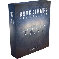 Spitfire Audio Hans Zimmer Percussion London Solos HZ3 - Virtual Instrument (Download)