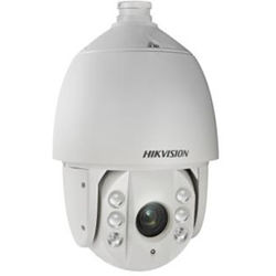 Hikvision Value Series 700 TVL Outdoor PTZ Dome Camera with Night Vision