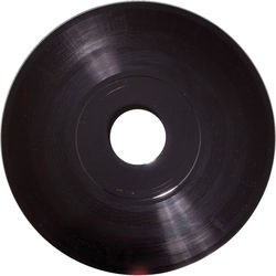 Denon DJ Accessory Vinyl for SC3900 and DN-S3700 Turntable (Black)