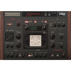 u-he Presswerk Dynamics Processor (Software Download)