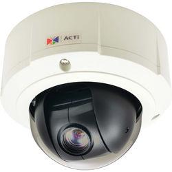 ACTi 1.3MP Outdoor Mini PTZ Dome Camera