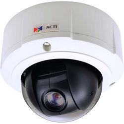 ACTi 2MP Outdoor Mini PTZ Dome Camera