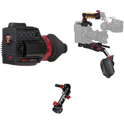 Zacuto Gratical HD EVF Recoil Kit for C300 Mark II