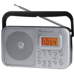 Coby Portable AM/FM Shortwave Radio