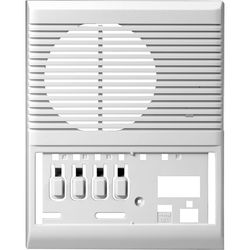 Aiphone Replacement Face Plate for LEF-3 Master Intercom Station