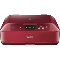 Canon PIXMA MG7720 Wireless All-in-One Inkjet Printer (Red)