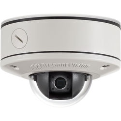 Arecont Vision MicroDome Series 1080p Surface Mount Indoor/Outdoor Vandal-Resistant Day/Night Dome IP Camera with 4mm IR Corrected Lens