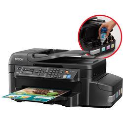 Epson WorkForce ET-4550 EcoTank All-in-One Inkjet Printer