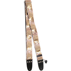 Capturing Couture Sequin Ombre Pink Sparkle Collection Guitar Strap