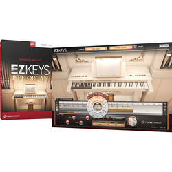 Toontrack EZkeys Pipe Organ - (Download)