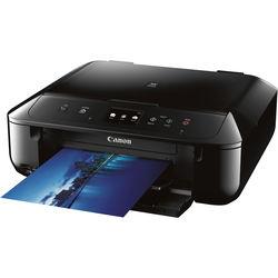 Canon PIXMA MG6820 Wireless Photo All-in-One Inkjet Printer (Black)