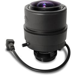 """Fujinon Long DC Iris Cable for DV3.4x3.8SA-SA1 3.8-13mm f/1.4-T360 Varifocal CCTV Lens (9"""")"""