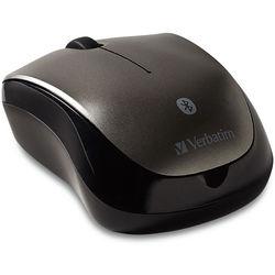 Verbatim Bluetooth Wireless Tablet Multi-Track Blue LED Mouse